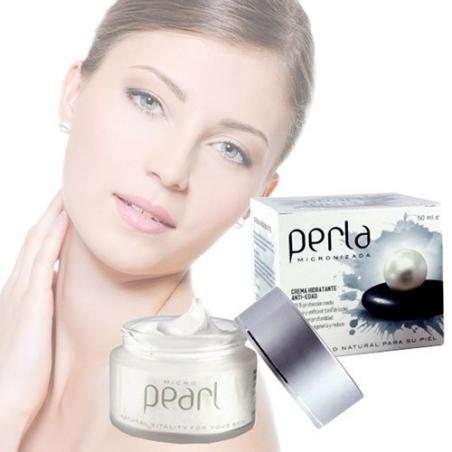 Crema cu perle micronizate