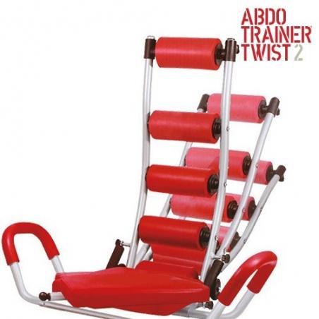 Aparat pentru exercitii ABDO Trainer Twist cu extensoare