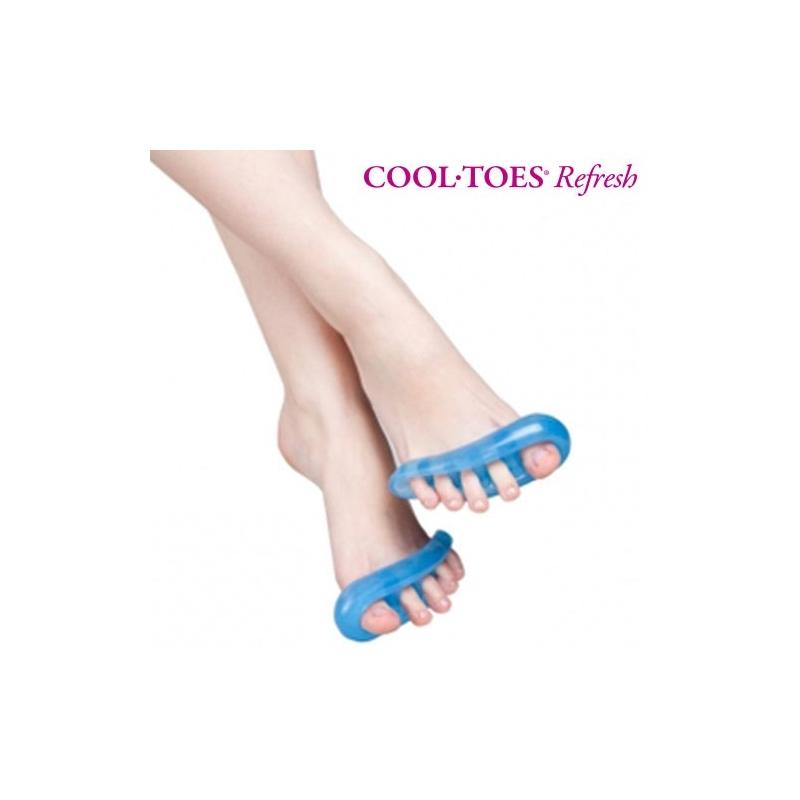 Departator de silicon pentru degete picioare