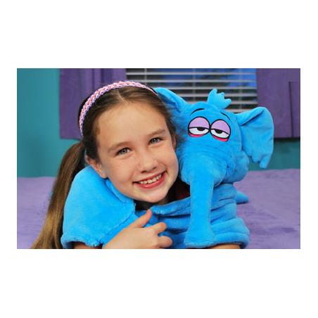 Patura CuddleUppets pentru copii