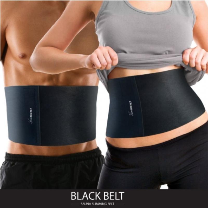 Centura pentru slãbit din neopren Black Belt